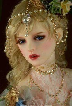 Dollmore BJD Doll(s) Trinity Doll - Drop of Dream ; Enchanted Doll, Anime Angel Girl, Anime Art Girl, Beautiful Barbie Dolls, Pretty Dolls, Cute Girl Hd Wallpaper, Barbie Images, Cute Baby Dolls, Realistic Dolls