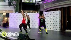 "Zumba Choreography - ""Te Quiero Ver"" (Zin 74)"