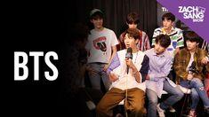 BTS I Billboard Music Awards 2018 Upcoming Performance + New Album - Love Yourself:Tear Zach Zang Interview