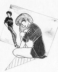 Godai and Kyoko