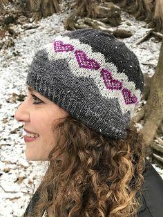 valentine's hat