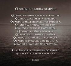 #silêncio Lúcia Gonçalves
