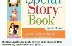 Social Stories provide REAL social understanding! Carol Gray developed the Social Story in 1991 to promote social understanding in children with autism spectrum disorders (ASD).