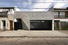 Coletivo Vulgar   Projeto da Semana: uma Casa Minimalista no interior da Argentina