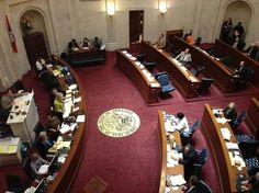 Arkansas Senate approves the request to amend the United States Constitution to ban equal marriage again