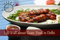 Enjoy sumptuous #Foods of Goa in Delhi. Visit us at #DilliHaat