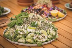 Image by Brydie Thompson This beautiful salad is from Wild One in Mount Maunganui.  Keto friendly this healthy salad is also gluten free and vegan. Serves 6 3 cups green lentils, sprouted (see method) 1 head broccoli, roughly chopped, including stalks 2 cups baby spinach, kale, or other greens (whichever you prefer) 2 cups mung bean…