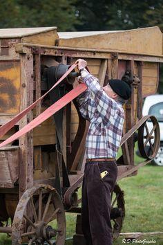 Exposition de vieux outils agricoles #outil #ferme #agriculture