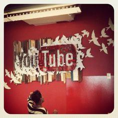Dolan Geiman Artist ExtrordinaireInstalled At YouTube Offices  Dgartist  Webstagram