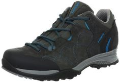 Lowa Womens Focus GTX LO Approach ShoeAnthraciteTurquoise8 M US ** Check this awesome product by going to the link at the image.