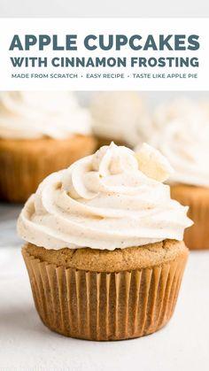 Healthy Fruit Cake, Healthy Cupcake Recipes, Healthy Frosting, Healthy Cupcakes, Healthy Fruit Smoothies, Healthy Cheesecake, Healthy Sweet Treats, Fruit Recipes, Keto Cupcakes