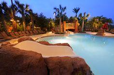 Disney Resort Hotels, Disney's Animal Kingdom Lodge - Kidani Village Pool, Walt Disney World Resort