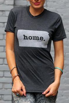 Kansas Home T Shirt | The Home T | Bourbon & Boots