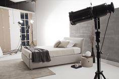 Un letto moderno disponibile in tutte le misure