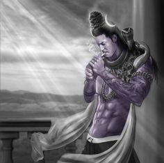 Shiva Mahakal Shiva, Shiva Statue, Shiva Art, Hindu Art, Krishna, Lord Shiva Hd Wallpaper, Lord Vishnu Wallpapers, Angry Lord Shiva, Shiva Sketch