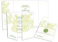 Monogramm-Logo - Edle Hochzeitseinladung Decorative Boxes, Bullet Journal, Wedding Ideas, Vintage, Paper, Bunting Bag, Love Story, Monogram, Card Wedding