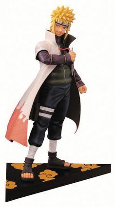 Minato Figure - Naruto Shippuden DXF Shinobi Rel Vol 1 on Crunchyroll