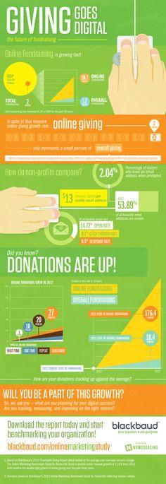 2013 Online Marketing & Fundraising Benchmark Study for Nonprofits™