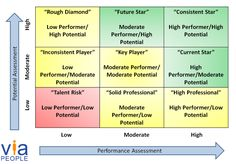 Learn to use the 9 box grid in succession planning to ensure talent development and build leadership bench strength. Management Development, Leadership Development, Development Board, Professional Development, Simple Business Plan Template, Business Ideas, Job Analysis, Grid, Talent Management