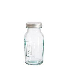 LUNA Jar with lid M