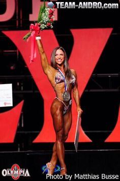 #Olympia2013 silver medal !!!!! @SAN_Nutrition @6PackFitness @MrOlympiaLLC