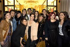 Bloggers bilbaínos vinculan Bilbao y Aristocrazy en una acción organizada por bilbaoclick para la firma