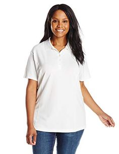 00a5538ff8a Riders by Lee Indigo Women s Plus-Size Morgan Short Sleeve Polo Shirt
