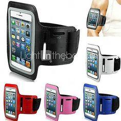 EUR € 4.79 - slank trendy sport armband voor de iPhone 6 (assorti kleur), Gratis Verzending voor alle Gadgets!