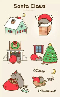 You know I love Hello Kitty, but this kitty has captured my heart, Pusheen. :-)