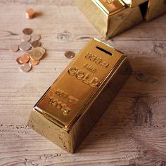Fort Knox Coin Bank | dotandbo.com