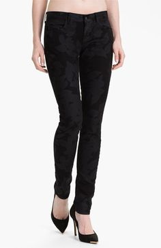 Siwy 'Leona' Skinny Stretch Jeans (Magic Leaves) | Nordstrom