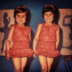 """Arianne y su hermana"""