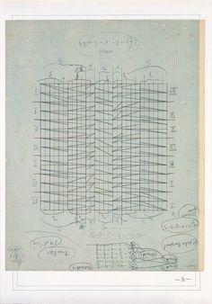 Hanne Darboven, Konstruktionen New York, 1960s, Bleistift auf...