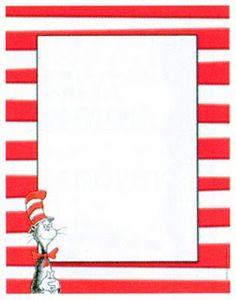 My favorite Seuss paper!!!