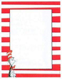 My favorite Seuss paper!!!