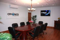 Cryonics Institute Board Room