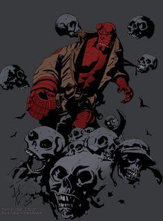 Hellboy - Atula Siriwardane