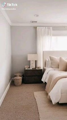 Get inspired by this gorgeous master bedroom #bedroomdecor Master Bedroom, Bedroom Decor, Beautiful Bedrooms, Inspired, The Originals, Inspiration, Furniture, Design, Home Decor