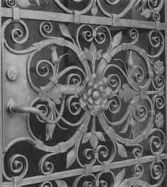 samuel yellin.metalwork.curtis institute of music.gates