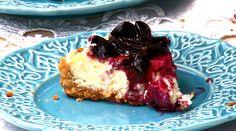 Cheesecake de Jabuticaba | Tortas e bolos > Cheesecake | Receitas Gshow