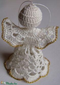 Chrochet, Minion, Snowflakes, Crochet Earrings, Christmas Ornaments, Holiday Decor, Angels, Diy, Amigurumi