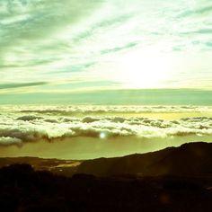 """Melanie Ann Matthews photo - """"Above the Clouds"""""""