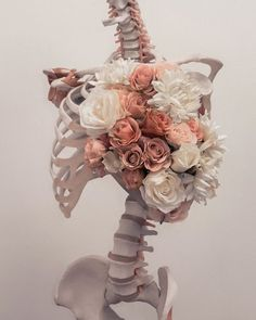 Your bones are rigid, your heart pumps blood. The End.