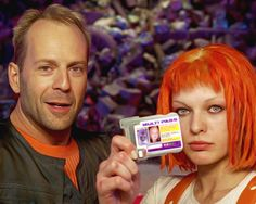 The Fifth Element. Multi-pass!!