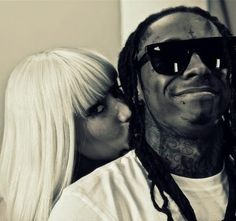 """Nicki & Lil Wayne """"And I don't think you're beautiful I think you're beyond it"""""""