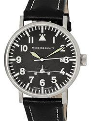 Messerschmitt Aviator Watch with Sand Blasted Case, SuperLuminova #ME262-39