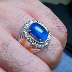 Blue Star Sapphire 10.73 cts Royal Blue NH Srilanka BIG certificate  #sapphire #Bluesapphire #ring #cincin #permata #batu mulia #safir #blue #srilanka #ceylon