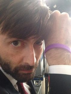 David Tennant knows its Cool to be Kind to animals.  Cool to be Kind is a simple concept that was started by Anthony Head and Sarah Fisher. More info: http://www.cooltobekind.org.uk/