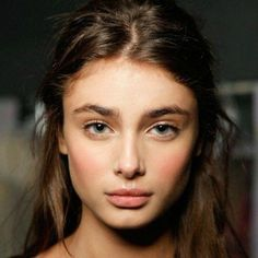 b56787b9f2 Taylor Hill in baby doll blush  makeup amp beauty Dior Beauty