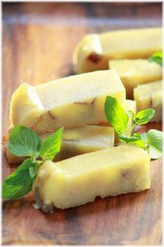 卵無し、牛乳無し、バター無しの 15分さつまいもの しっとりケーキ